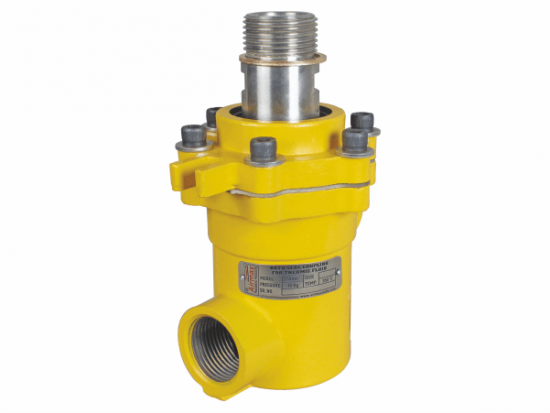 Rotary Joint for Thermic Fluid